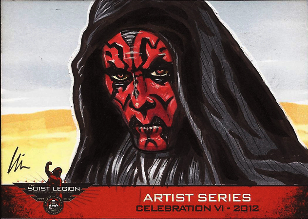 501st Darth Maul