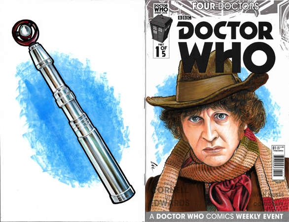 4th Doctor BK/FR