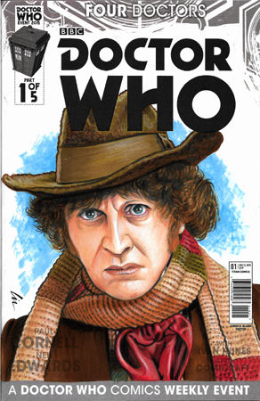 4th Doctor Font