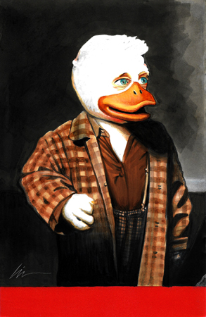 Howard The Duck BK 2
