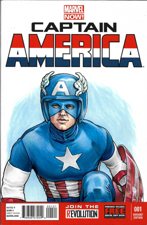 Reb Brown TV Captain America front