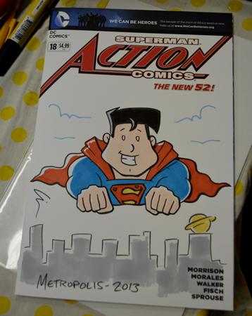 Action Comics final