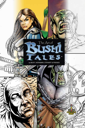 Art of Bushi Tales cover