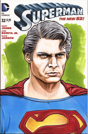 Dark Superman front cover