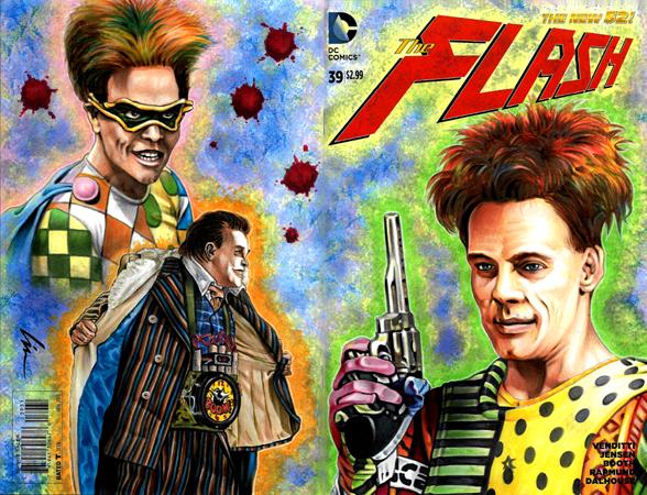 Flash/Trickster Bk/Fr