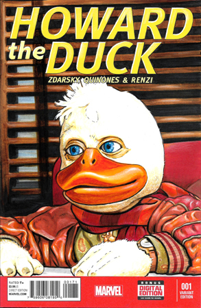 Howard The Duck Front