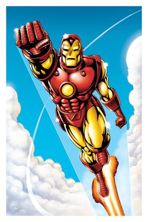 Ironman self-promo