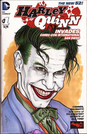 """Joker """"GPW"""" front cover"""