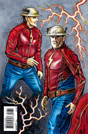 John Wesley Shipp Earth3 Flash Bk