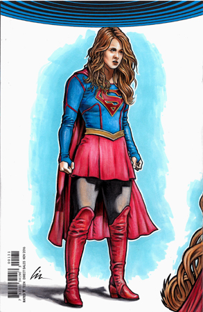 Nicki Supergirl Bk