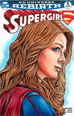 Nicki Supergirl Fr