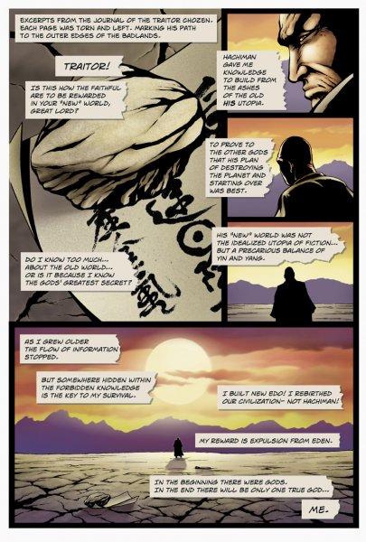 Bushi Tales #1