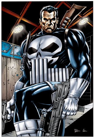 Punisher self-promo