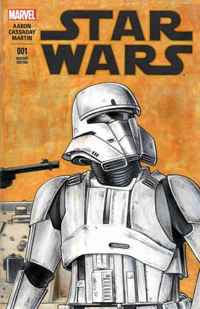 Star Wars Rogue One tank Fr