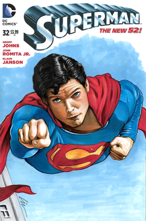 Superman Planet front cover