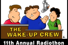 Wake-Up Crew RMH Radiothon promo 2002