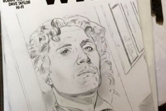 8th Doctor Front Pencil