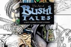 Art of Bushi Tales cover