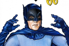 Batman 66 Adam - Front