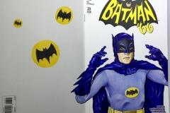 Batman 66 Adam - Back/Front