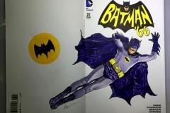 Batman 66 sketchcover