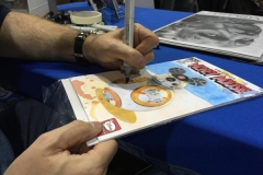 BB-8/Mickey Sketchcover RCCE2015