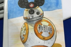 BB-8/Mickey Sketchcover