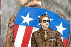 Chris Evans/Captain America bk