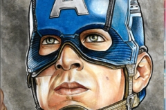 Chris Evans/Captain America fr