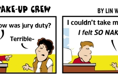 Wake-Up Crew Jury Duty