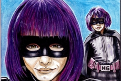 "Hit-Girl ""Kick-Ass"""
