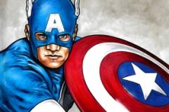 Captain America/Red Skull fr