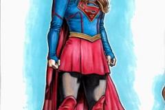 Nicki Supergirl Bk