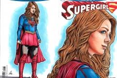 Nicki Supergirl Bk/Fr