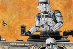 Star Wars Rogue One tank Bk