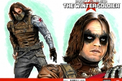 Winter Soldier back/front cover