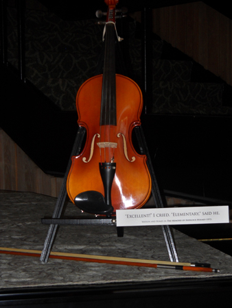 reception violin