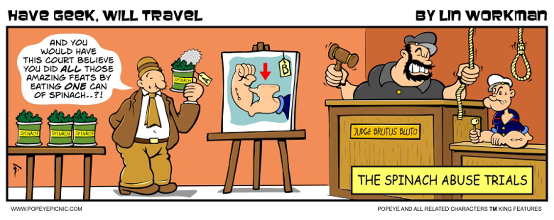 Popeye Trial