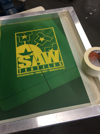 SAW Screen Tape