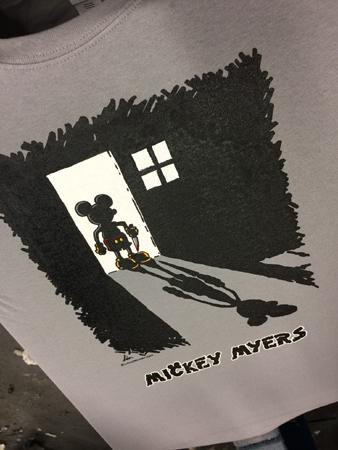 Mickey Myers Tee