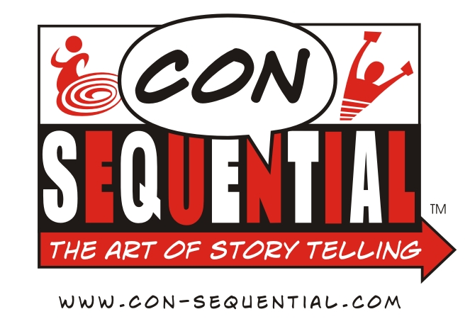 Con-Sequential logo color