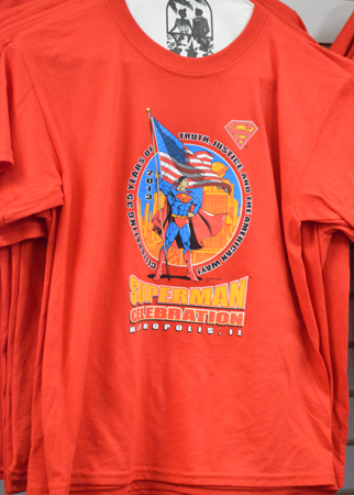Superman Celebration Tee 2013