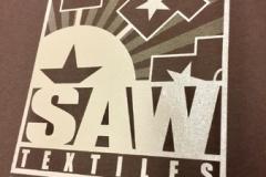 SAW Tee Brown