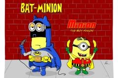 Bat-Minion