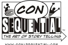 Con-Sequential logo bw