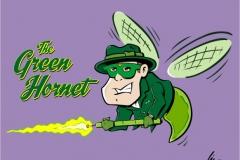 Green Hornet fly
