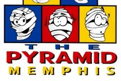 Memphis Pyramid Mummy Tee