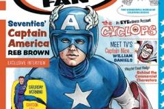 Retro Fan Magazine - cover