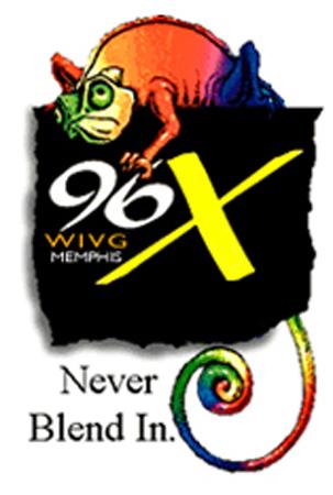 96X logo
