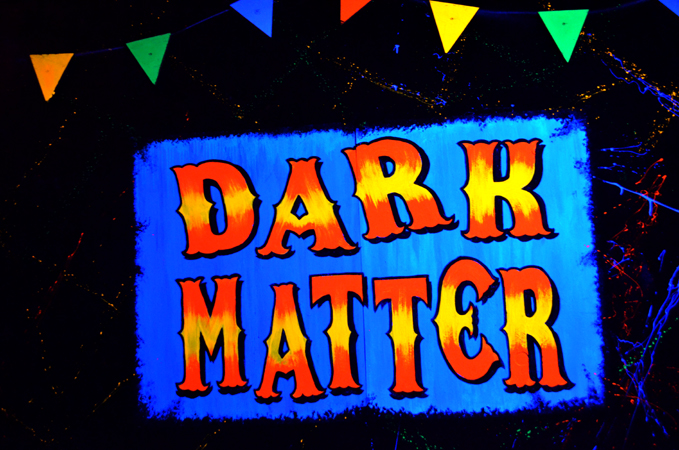 Dark Matter sign